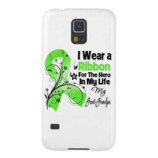 Groß-Großvater Held in meinem Leben-Lymphom-Band Samsung S5 Hülle