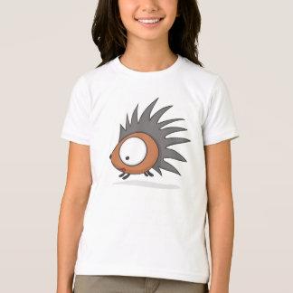 Groß-mit Augen Igel T-Shirt
