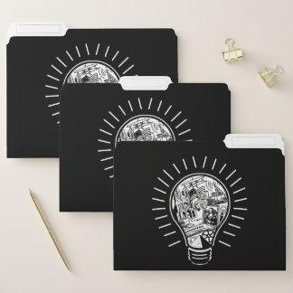 Großartige Ideen Papiermappe