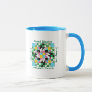 Großartige Illusions-Tasse Tasse