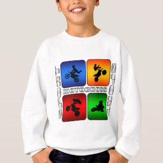 Großartiger Motocross Sweatshirt