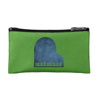 Großartiges Klavier-Blues Makeup-Tasche