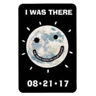 Große amerikanische Sonnenfinsternis war ich dort Magnet