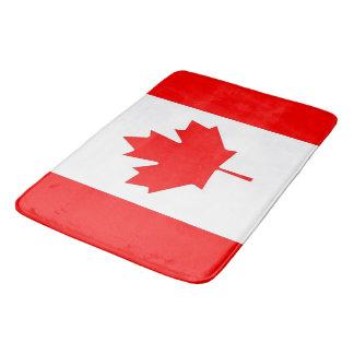 Große Badmatte mit Flagge von Kanada Badematte