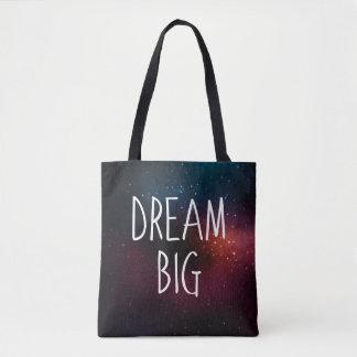 Große | Galaxie-Traumsterne Tasche