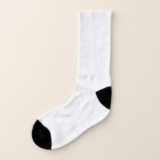 Große ganz vorbei - Druck-Socken Socken