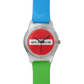 große Geschenkideen… Designeruhr durch Dal Armbanduhr