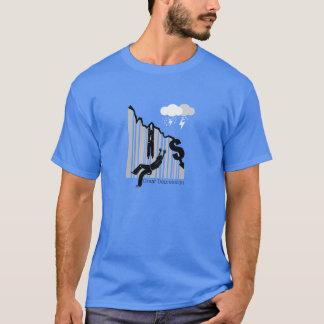 Große Krisen-Börse-Shirt T-Shirt