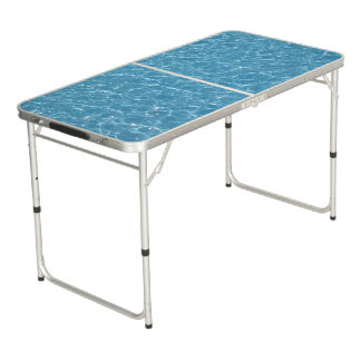 Größe Pong Tabelle der Heckklappen-Pool2 Beer Pong Tisch