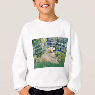 Große Pyrenäen 2 - Brücke Sweatshirt