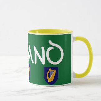 Große schauende Irland-Tasse Tasse