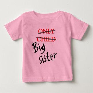 Große Schwester Baby T-shirt