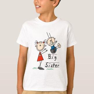 Große Schwester-kleiner Bruder-T - Shirts und