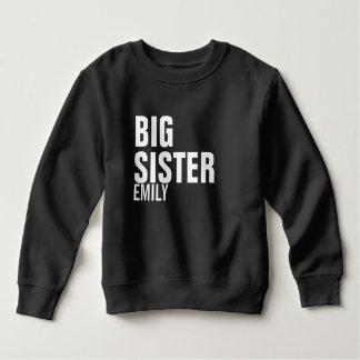 Große Schwester-kundenspezifisches Sweatshirt