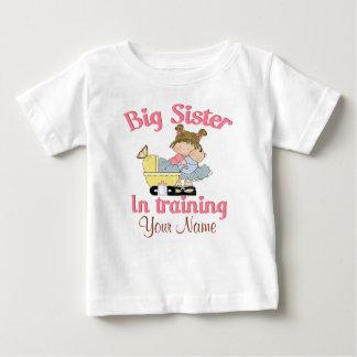 Große Schwester, wenn personalisierter T - Shirt