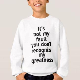 Größe Sweatshirt