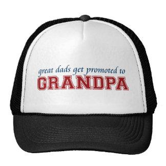 Große Vatis erhalten zum Großvater gefördert Retrokultmütze