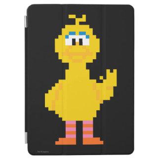 Große Vogel-Pixel-Kunst iPad Air Hülle