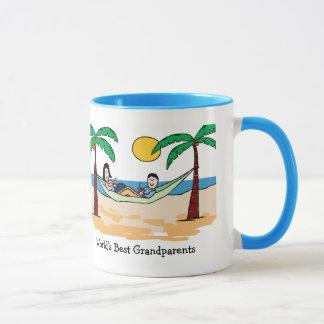 Großeltern-Kaffee-Tasse der Welt beste Tasse