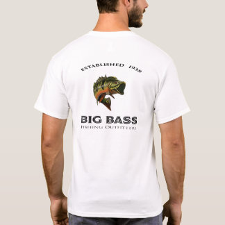 Großer Baß T-Shirt