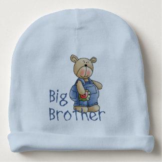 Großer Bruder-niedlicher Bär Babymütze