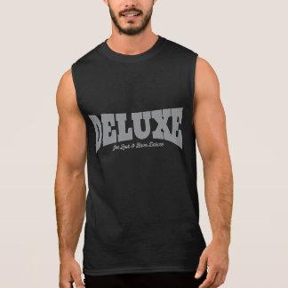Großer dunkler Sleeveless T - Shirt