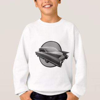 Großer gerippter Caddie 1960 Sweatshirt