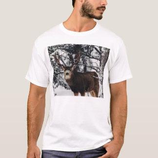 """""""Großer Jungen-"""" Colorado-Maultierhirsch T-Shirt"""