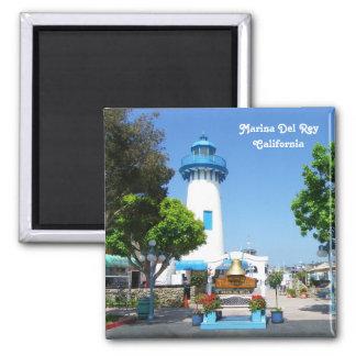 Großer Marina- Del Reymagnet! Quadratischer Magnet