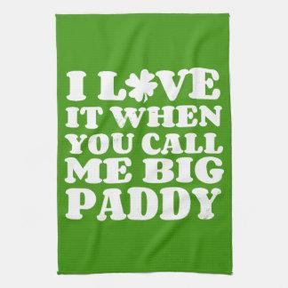 Großer Paddy II Geschirrtuch