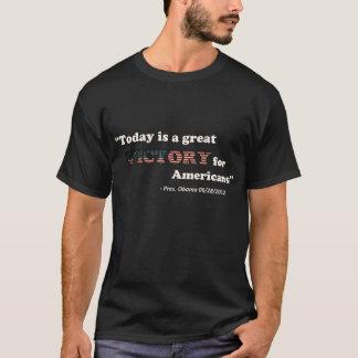 Großer Sieg-Shirt T-Shirt