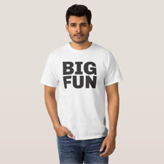 Großer Spaß von der Heide T-Shirt