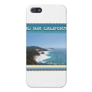 Großer Sur Meerblick II Kaliforniens iPhone 5 Etui
