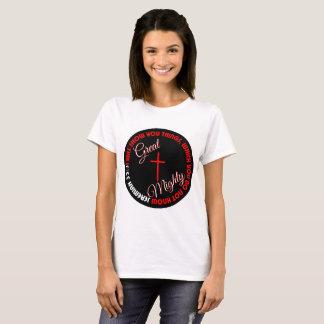 Großer und mächtiger T - Shirt