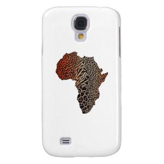 Großes Afrika Galaxy S4 Hülle