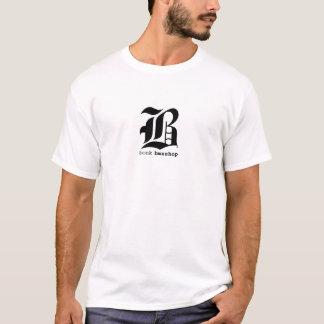 Großes b-Geschäfts-Shirt T-Shirt