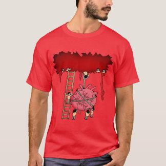 Großes Herz der kleinen Leute T-Shirt