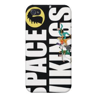 Großes Logo Raum-Wikinger iPhone 4/4S Case