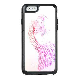 Großes philippinisches Eagle OtterBox iPhone 6/6s Hülle