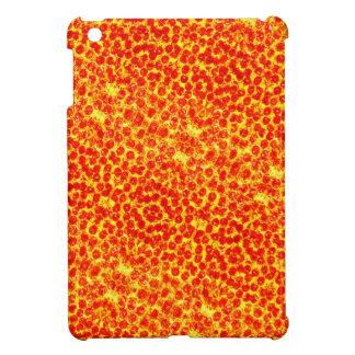 Großes Pizza-Muster iPad Mini Hülle