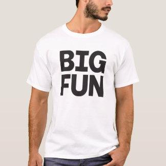 Großes Spaß-Shirt T-Shirt