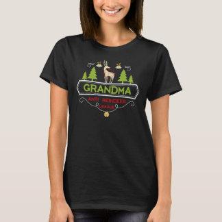 Großmutter-Antirenliga T-Shirt