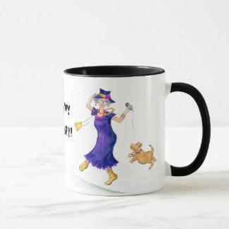 Großmutter-Kaffee-Tasse Tasse