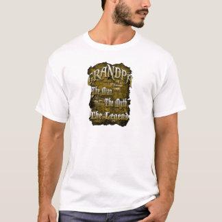 GROSSVATER, der MANN, der MYTHOS, das Legend.png T-Shirt