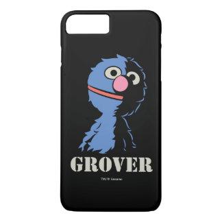 Grover halb iPhone 8 plus/7 plus hülle
