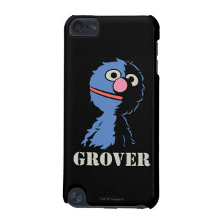 Grover halb iPod touch 5G hülle