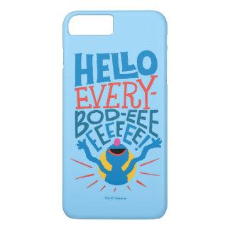 Grover hallo iPhone 8 plus/7 plus hülle