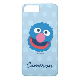 Grover-Kopf | addieren Ihren Namen iPhone 8 Plus/7 Plus Hülle