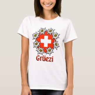 Gruezi Damen-Baby - Puppe T-Shirt