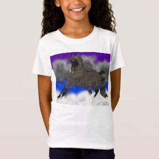 Grulla Pferd T-Shirt